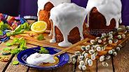 Фото рецепта Сахарная глазурь с желатином