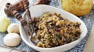 Фото рецепта Начинка из квашеной капусты с грибами