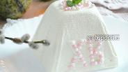 Фото рецепта Творожная пасха по Дюкану