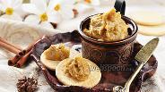 Фото рецепта Ореховое сливочное масло