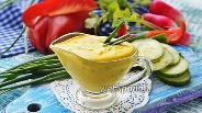 Фото рецепта Соус тартар со сметаной