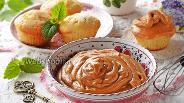 Фото рецепта Крем «Золотой ключик»