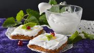 Фото рецепта Белковая глазурь