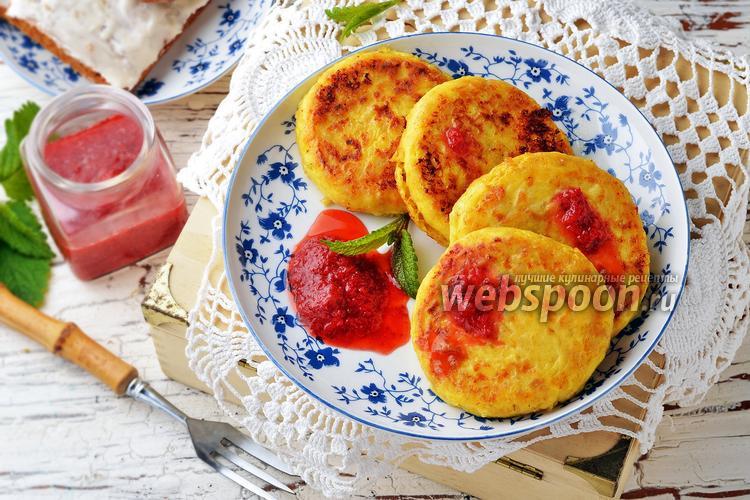 сырники с овсянкой рецепт