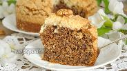 Фото рецепта Пирог «Сладкая крошка»