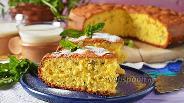 Фото рецепта Пирог с мятой