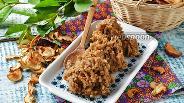 Фото рецепта Начинка для пирожков из сушёных яблок