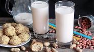 Фото рецепта Арахисовое молоко