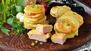 Фото рецепта Колбаса в кляре