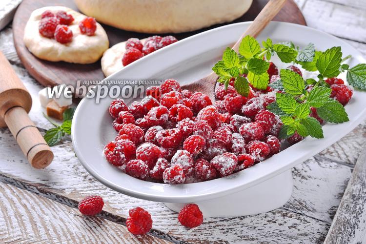 Фото Начинка из малины для пирожков