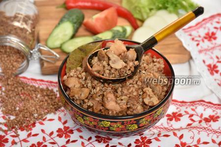 Фото 2 Блюда на природе в одной посуде