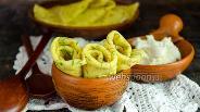 Фото рецепта Блинчики из кабачков на кефире