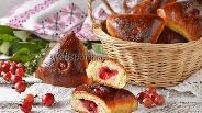 Фото рецепта Пирожки с крыжовником