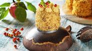 Фото рецепта Бисквитно-кремовое пирожное