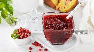 Фото рецепта Варенье из брусники в мультиварке