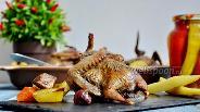 Фото рецепта Дикие голуби с картофелем и грибами