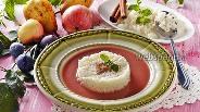 Фото рецепта Фруктовый суп с рисом