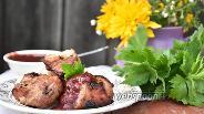 Фото рецепта Шашлык маринованный в квасе