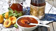 Фото рецепта Конфитюр из абрикосов с бадьяном