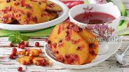 Фото рецепта Печенье с брусникой