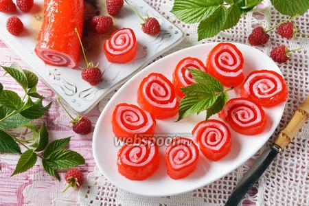 Фото рецепта Домашние желейные конфеты