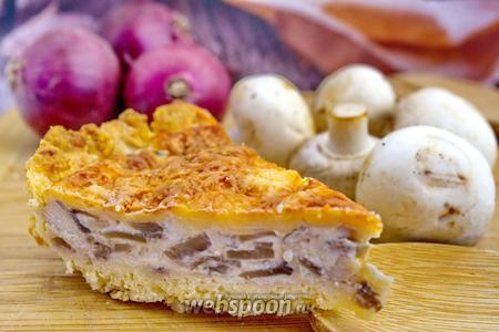 Пирог жульен
