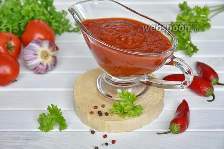 Универсальный домашний томатный соус