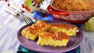 Фото рецепта Суфле из кабачков с сыром