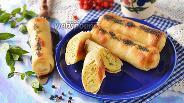 Фото рецепта Постные пирожки с картошкой