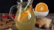 Фото рецепта Имбирный эль алкогольный