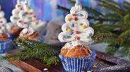 Фото рецепта Рождественские маффины