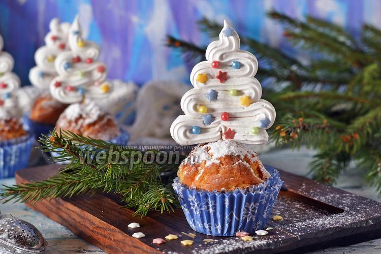 Фото Рождественские маффины