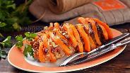 Фото рецепта Свинина фаршированная тыквой