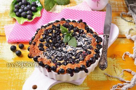 Пирог с тёрном