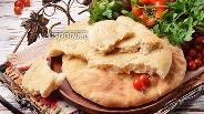Фото рецепта Грузинский лаваш