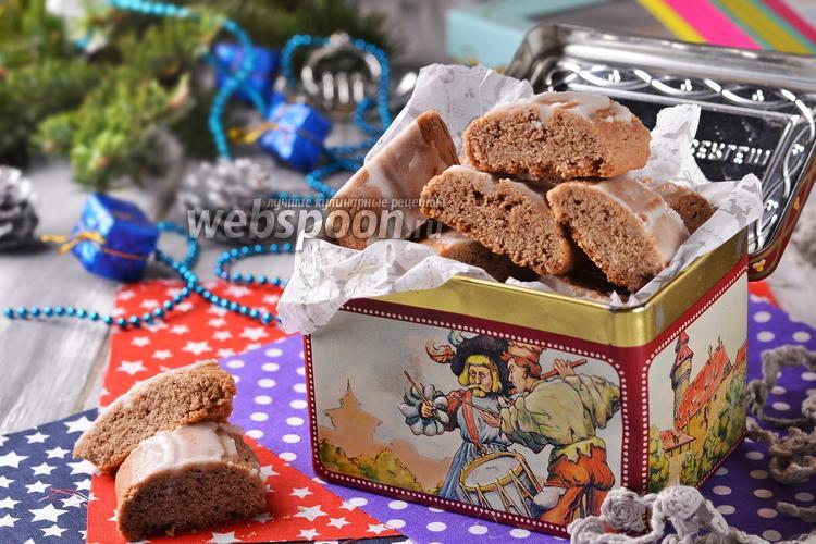 Фото Немецкое печенье