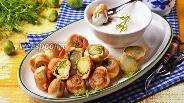 Фото рецепта Брюссельская капуста в кляре