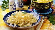 Фото рецепта Крахмальная лапша