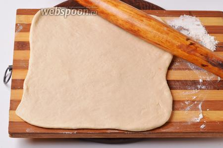 Сосиски в тесте Змейки - рецепт пошаговый с фото