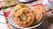 Фото рецепта Беляши с картошкой