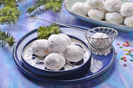 Печенье «Снежное»