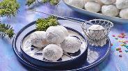 Фото рецепта Печенье «Снежное»