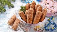Фото рецепта Песочно-дрожжевое печенье