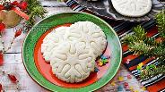Фото рецепта Печенье «Тающий снег»