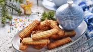 Фото рецепта Печенье «Поленце»