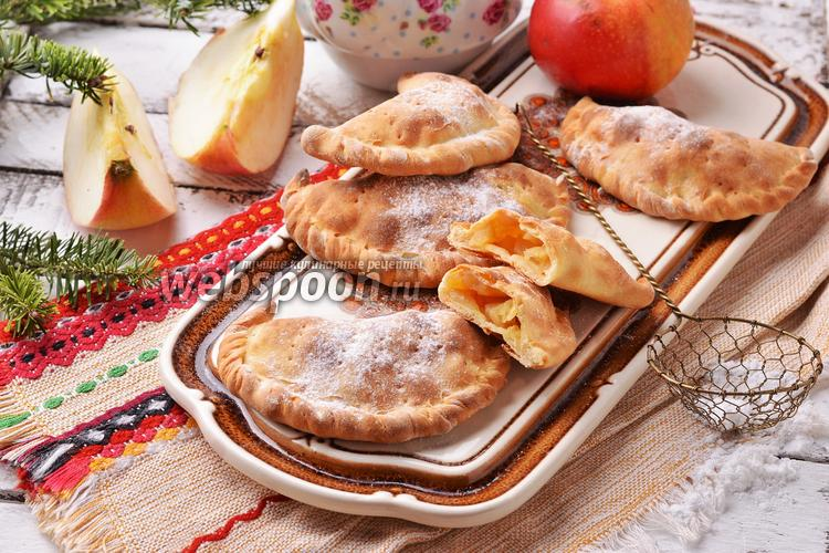 Фото Кокроки с яблоками