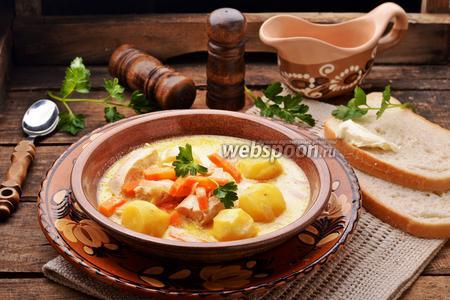 Суп Ватерзой