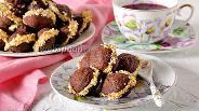 Фото рецепта Шоколадные орешки