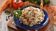 Фото рецепта Начинка для пирожков с мясом и рисом