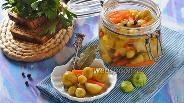 Фото рецепта Брюссельская капуста маринованная